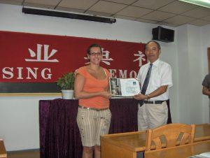 Diploma Francesca