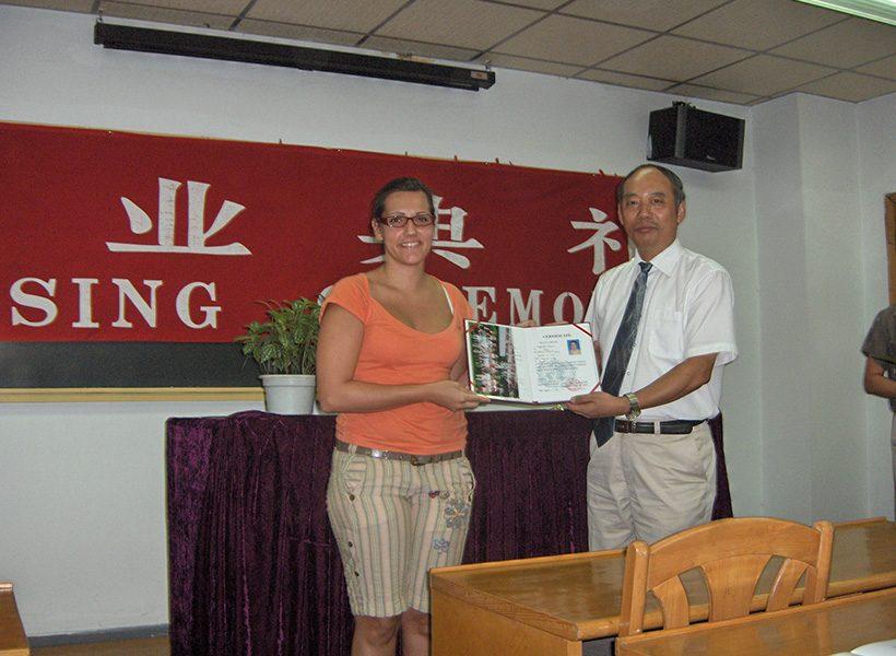 Diploma-in-Cina